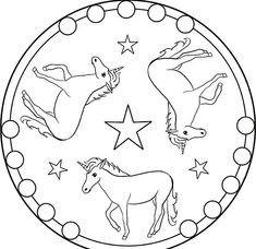 Einhorn Mandala Erwachsene Einzigartig 56 Besten Mandala Tiere Bilder Auf Pinterest Bilder