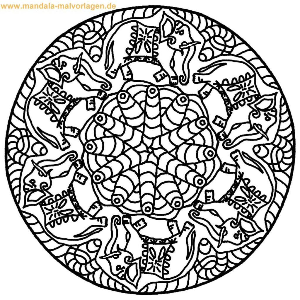 Einhorn Mandala Erwachsene Inspirierend Druckbare Malvorlage Malvorlagen Mandala Beste Druckbare Fotos