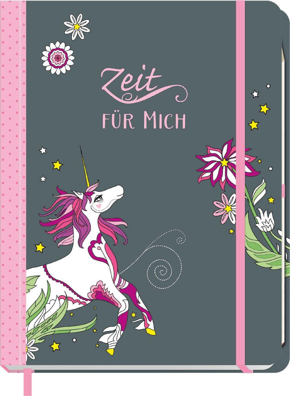 Einhorn Mandala Erwachsene Neu Zeit Für Mich Einhorn Eintragbuch Tagebuch Ausmalbuch Amazon Best Bilder