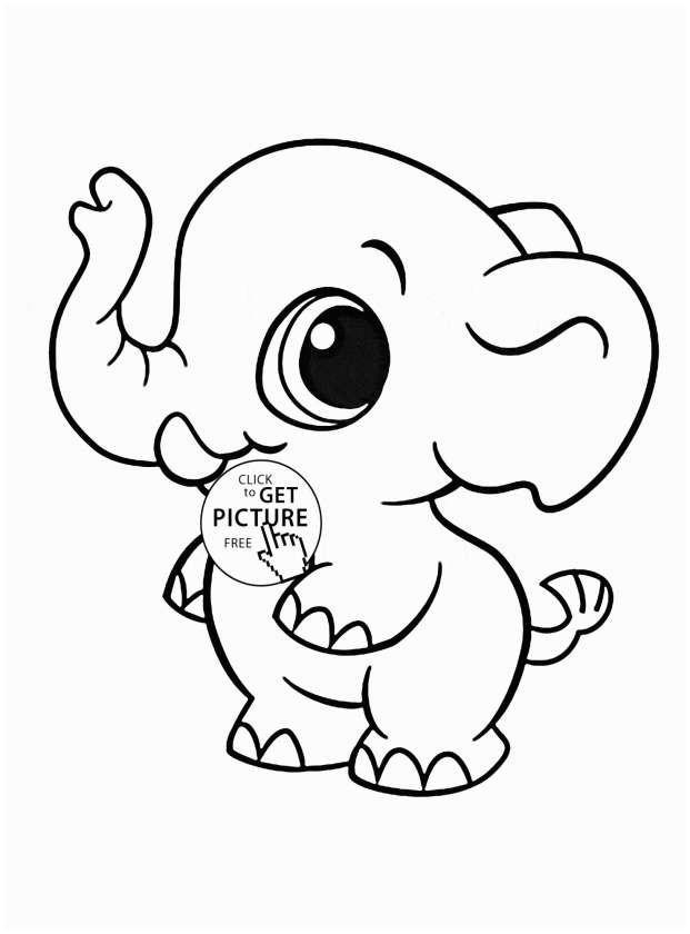 Elefant Zum Ausdrucken Frisch Druckbar Ausmalbild Elefant Bilder