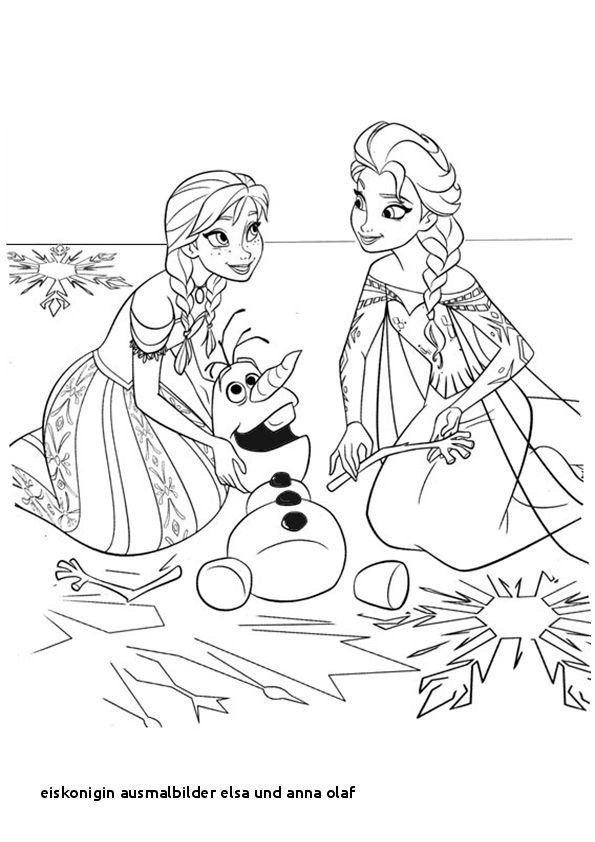 Elsa Ausmalbild Kostenlos Genial Eiskonigin Ausmalbilder Elsa Und Anna Olaf Gratis Ausmalbilder Sammlung