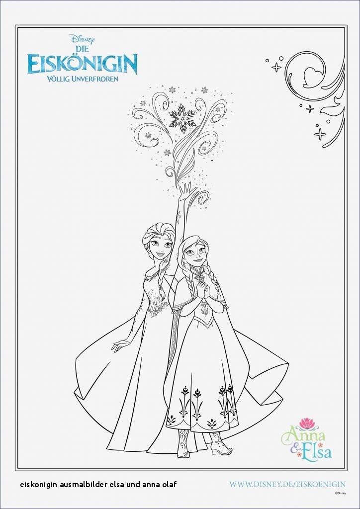 Elsa Und Anna Zum Ausmalen Genial Eiskonigin Ausmalbilder Elsa Und Anna Olaf Bilder Zum Ausmalen Das Bild