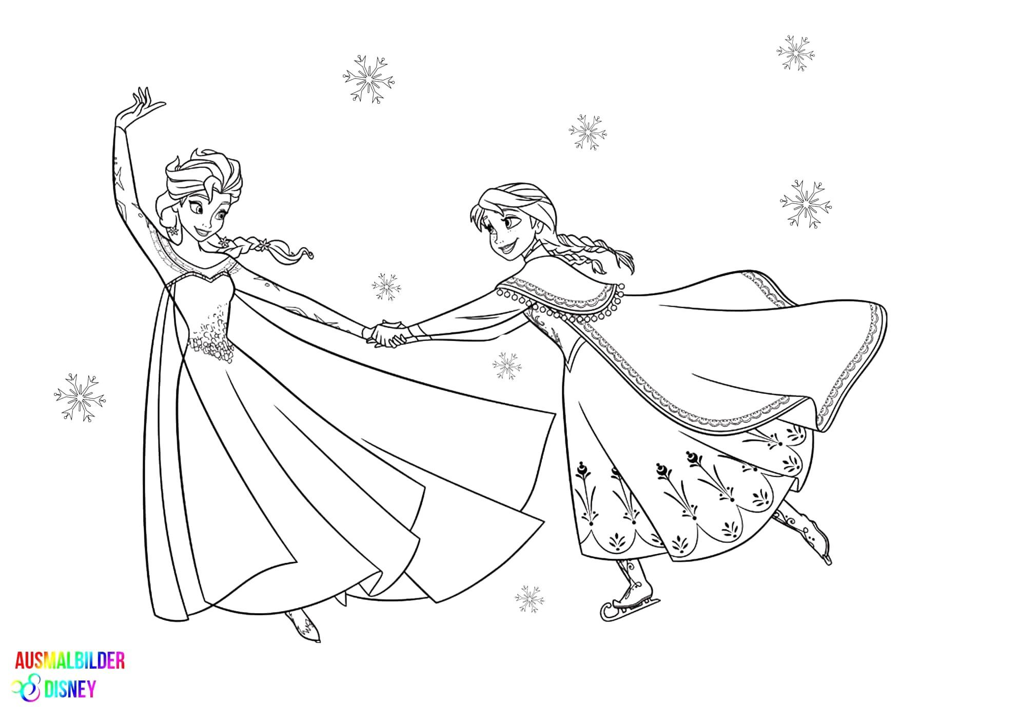 Elsa Und Anna Zum Ausmalen Inspirierend 12 Cool Barbie Anna Und Elsa Barbie Haus Bei Ausmalbilder Anna Und Bilder