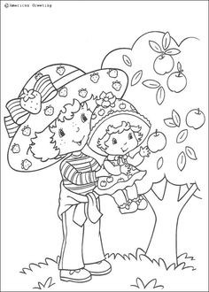 Emily Erdbeer Ausmalbilder Neu Strawberry Shortcake Coloring Pages Luxury Stock 38 Emily Erdbeer Bilder