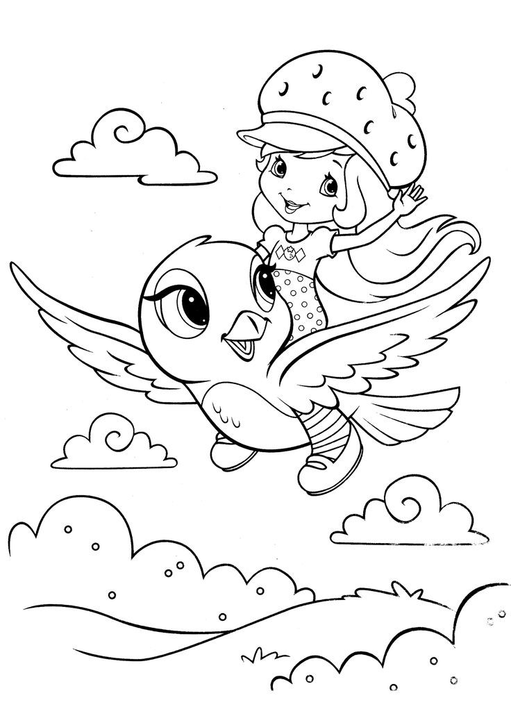 Emily Erdbeer Ausmalbilder Neu Strawberry Shortcake Coloring Pages Luxury Stock 38 Emily Erdbeer Stock