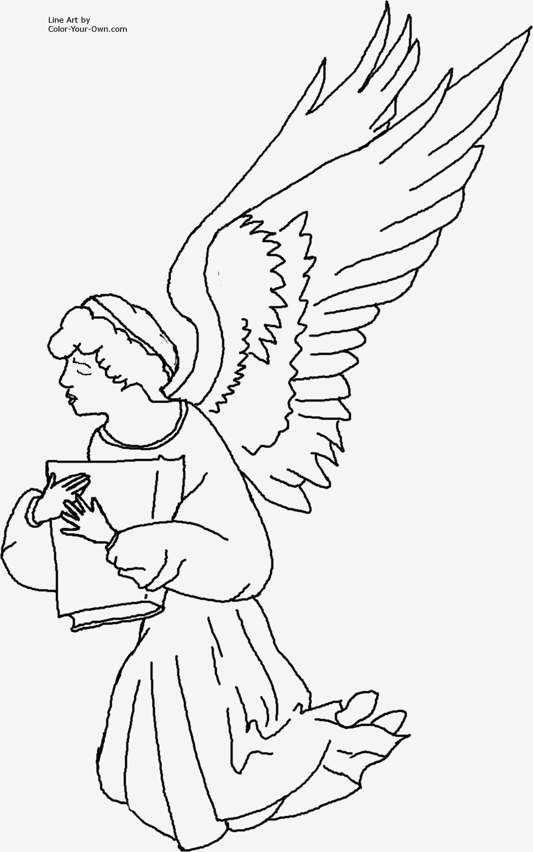 Engel Zum Ausdrucken Neu Beispielbilder Färben Malvorlagen Engel Silouetten Kostenlos Galerie