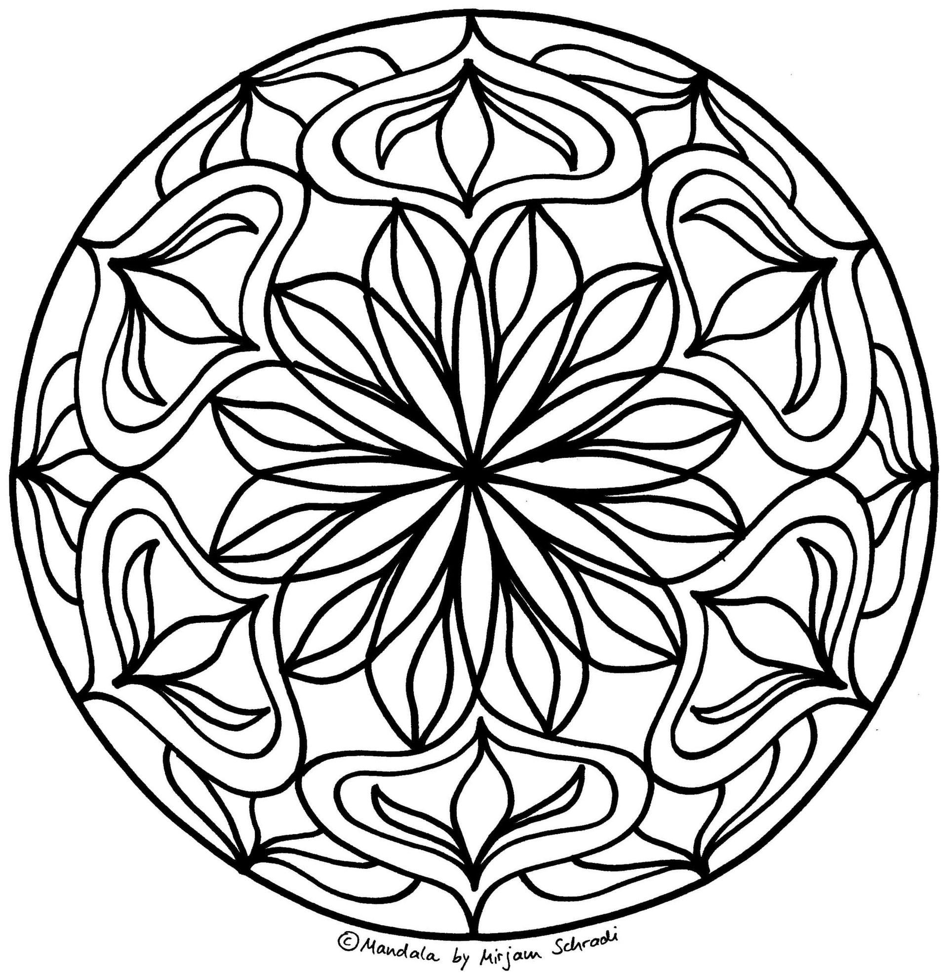 Erdmännchen Zum Ausmalen Einzigartig Mandalas Für Erwachsene Kostenlos Mandalamalspiel Sammlung