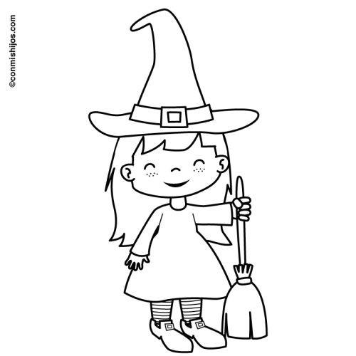 Eule Malvorlage Bunt Neu Halloween Kostenlose Malvorlage Verkleidung Hexchen Zum Ausmalen Fotos