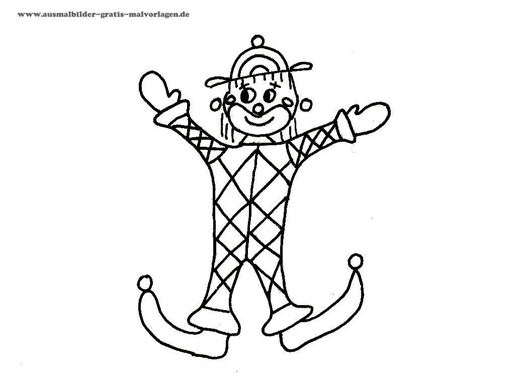 Fasching Ausmalbilder Clown Das Beste Von Clownkopf Ausmalbilder Luxus Malvorlagen Vorschule Inspirierend Stock