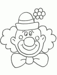Fasching Ausmalbilder Clown Das Beste Von Die 83 Besten Bilder Von Karneval Basteln Kinder In 2018 Bild