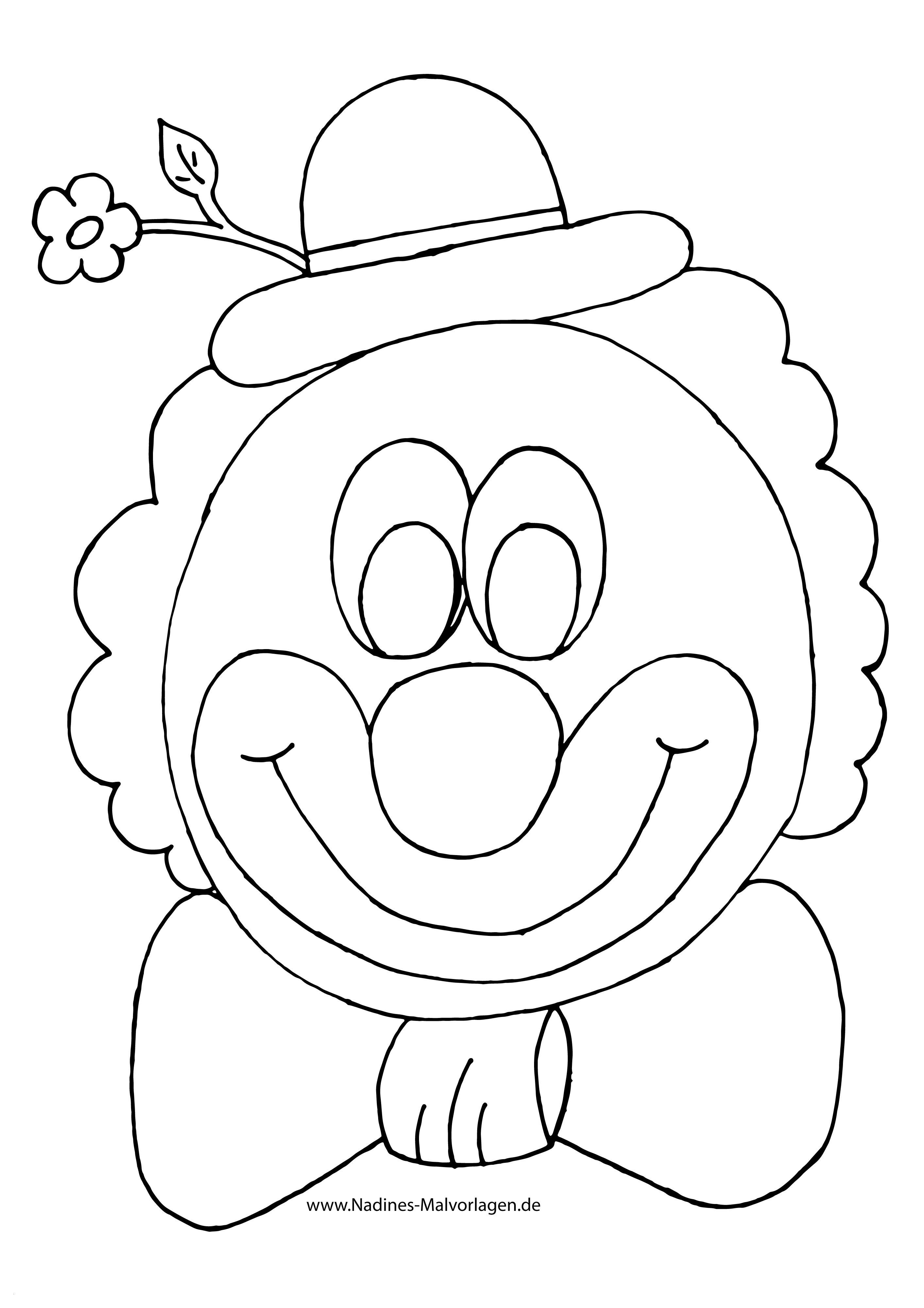 Fasching Ausmalbilder Clown Frisch 45 Luxus Clownkopf Ausmalbilder Mickeycarrollmunchkin Fotos