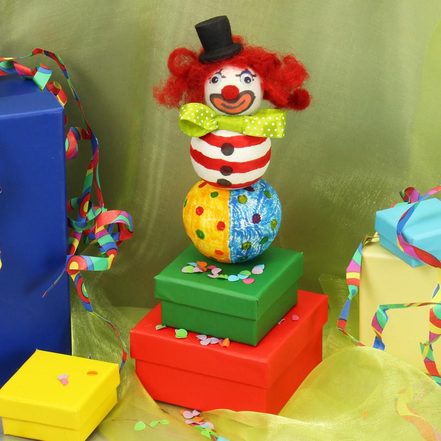 Fasching Ausmalbilder Clown Genial Clown Basteln Fotos