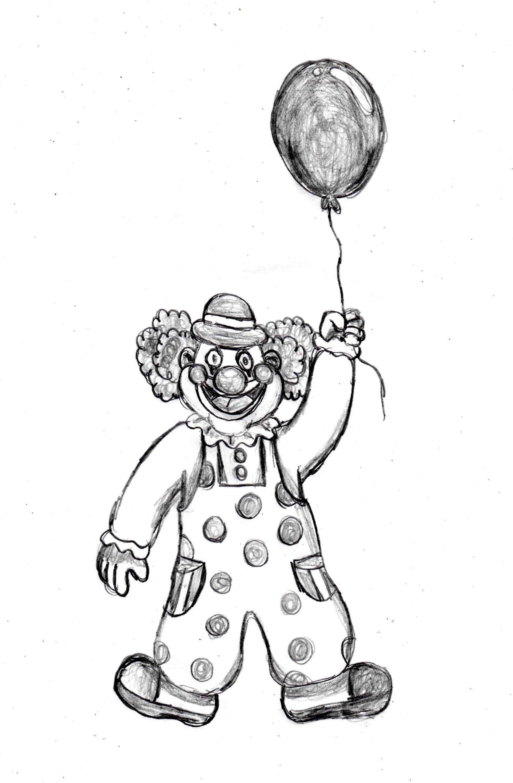 Clownkopf Ausmalbilder Best 40 Ausmalbilder Clown Scoredatscore