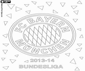 Fc Bayern Ausmalbilder Frisch Fc Bayern Ausmalbilder Genial Kleurplaten Voetbal Bayern Munchen Sammlung