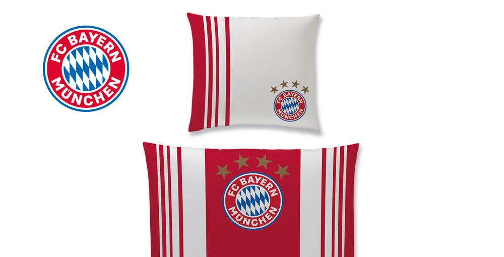 Fc Bayern Logo Zum Ausdrucken Frisch Fc Bayern Bundesliga Bettwäsche Im Matratzen Concord Lineshop Zu Fotos