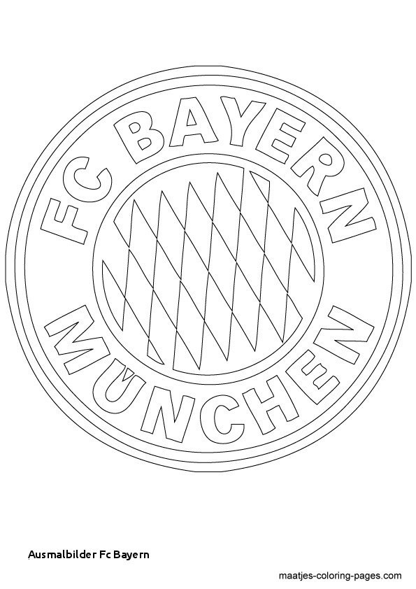 Fc Bayern Logo Zum Ausdrucken Genial Ausmalbilder Fc Bayern 12 Best About Fussball Ausmalbilder Pinterest Bild