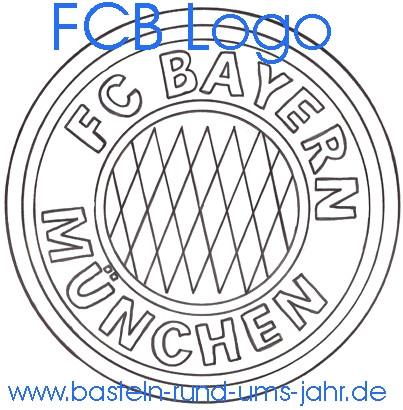 Fc Bayern Logo Zum Ausdrucken Neu Bayern München Bilder Zum Ausmalen Das Bild