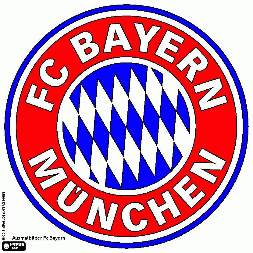 Fc Bayern Logo Zum Ausmalen Das Beste Von Ausmalbilder Fc Bayern 12 Best About Fussball Ausmalbilder Pinterest Sammlung