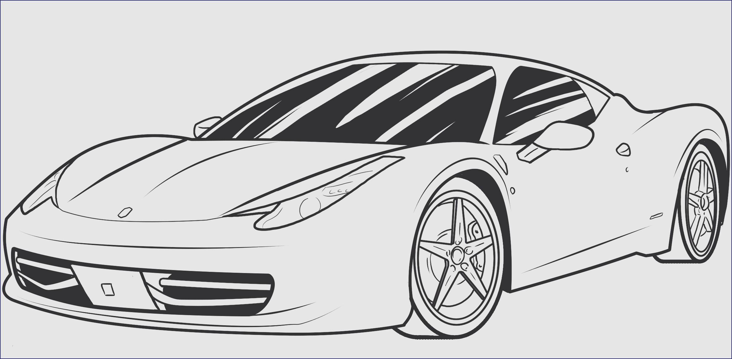 Ferrari Zum Ausmalen Einzigartig Ausmalbild Auto Eine Sammlung Von Färbung Bilder Ferrari F40 Neu Bild