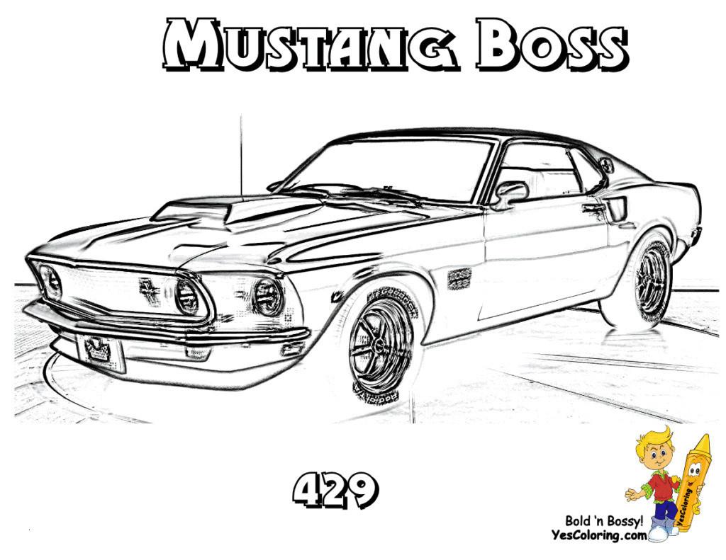 Ferrari Zum Ausmalen Genial ford Mustang Ausmalbilder Neu New Mustang Coloring Sheet Gallery Bilder