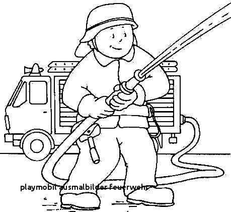 Feuerwehr Bilder Zum Ausmalen Das Beste Von 30 Playmobil Ausmalbilder Feuerwehr Colorprint Galerie