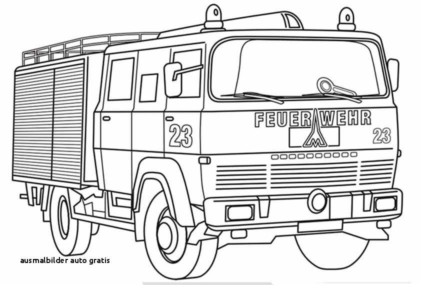 Feuerwehr Bilder Zum Ausmalen Einzigartig Ausmalbilder Auto Gratis Feuerwehr Ausmalbilder Colorprint Bilder