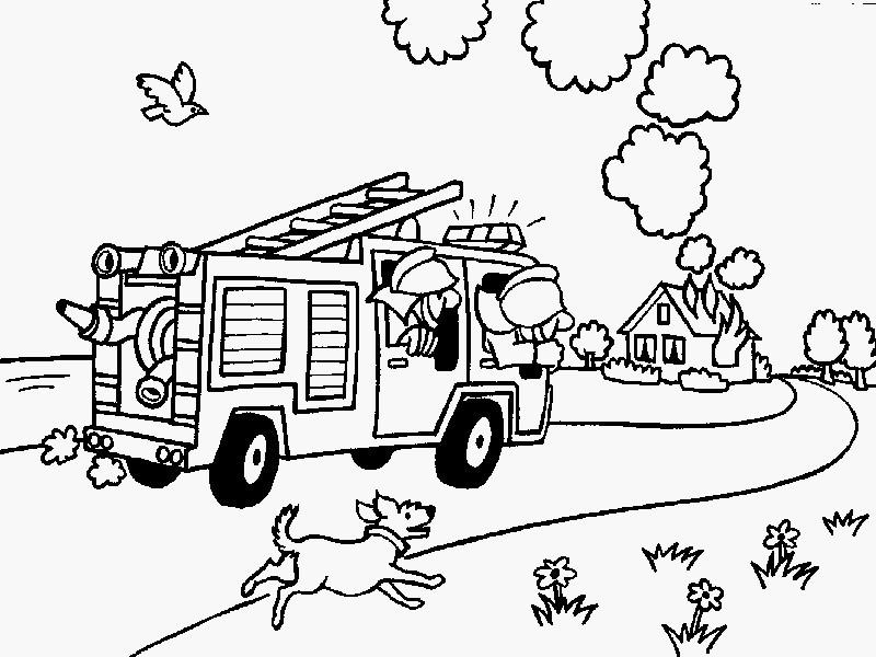 Feuerwehr Bilder Zum Ausmalen Frisch 14 Malvorlagen Feuerwehr Ausmalbilder Feuerwehr Kostenlos 01 Bild