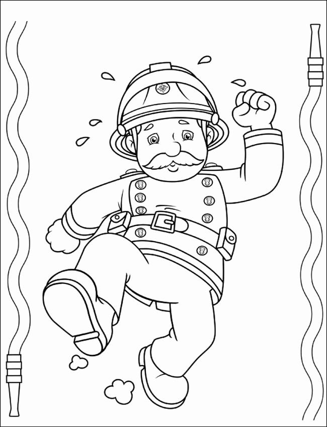 Feuerwehrmann Sam Ausmalbild Das Beste Von Feuerwehrmann Sam Ausmalbilder Kostenlos Schön Ausmalbilder Bilder