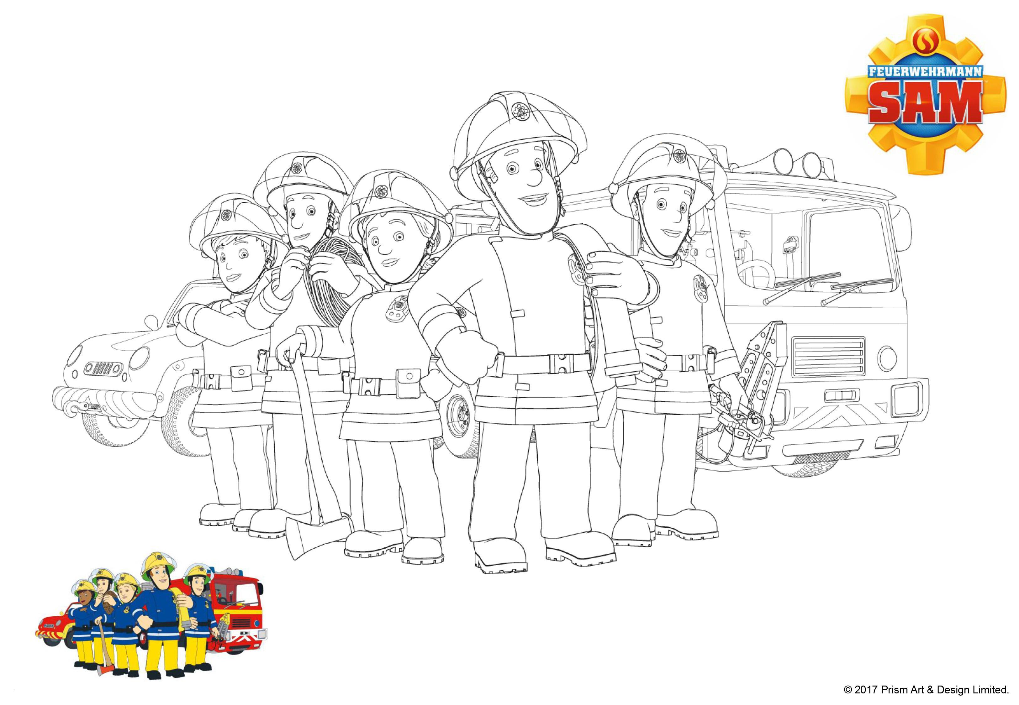 Feuerwehrmann Sam Ausmalbild Einzigartig 40 Ausmalbilder Sam Der Feuerwehrmann forstergallery Fotografieren