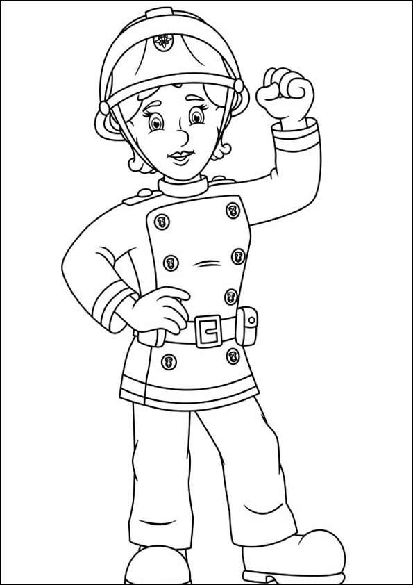Feuerwehrmann Sam Ausmalbild Neu Malvorlagen Gratis Feuerwehrmann Sam Das Bild