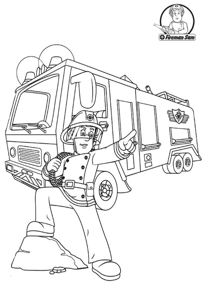 Feuerwehrmann Sam Ausmalbilder Zum Ausdrucken Einzigartig 30 Sam Der Feuerwehrmann Ausmalbilder forstergallery Bild