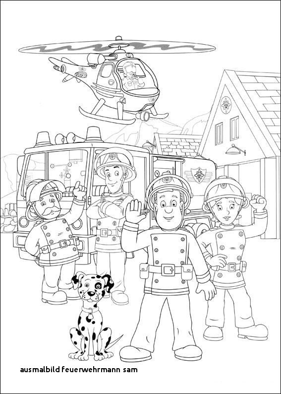 Feuerwehrmann Sam Bilder Drucken Das Beste Von 23 Ausmalbild Feuerwehrmann Sam Colorbooks Colorbooks Bild