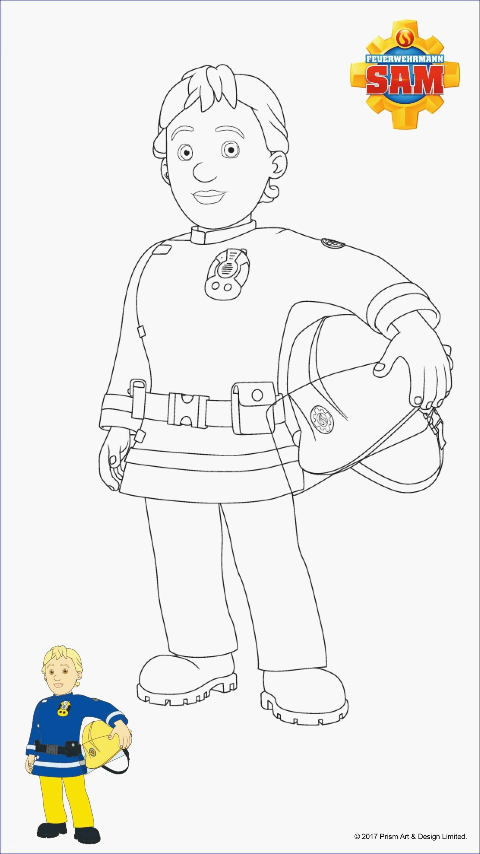 Feuerwehrmann Sam Bilder Drucken Neu 40 Ausmalbilder Sam Der Feuerwehrmann forstergallery Stock