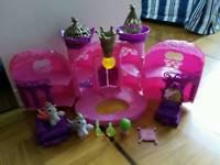 Filly Pferd Turm Frisch Schloß Haus Spielzeug Günstig Gebraucht Kaufen Fotos