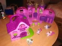 Filly Pferd Turm Neu Schloß Haus Spielzeug Günstig Gebraucht Kaufen Galerie