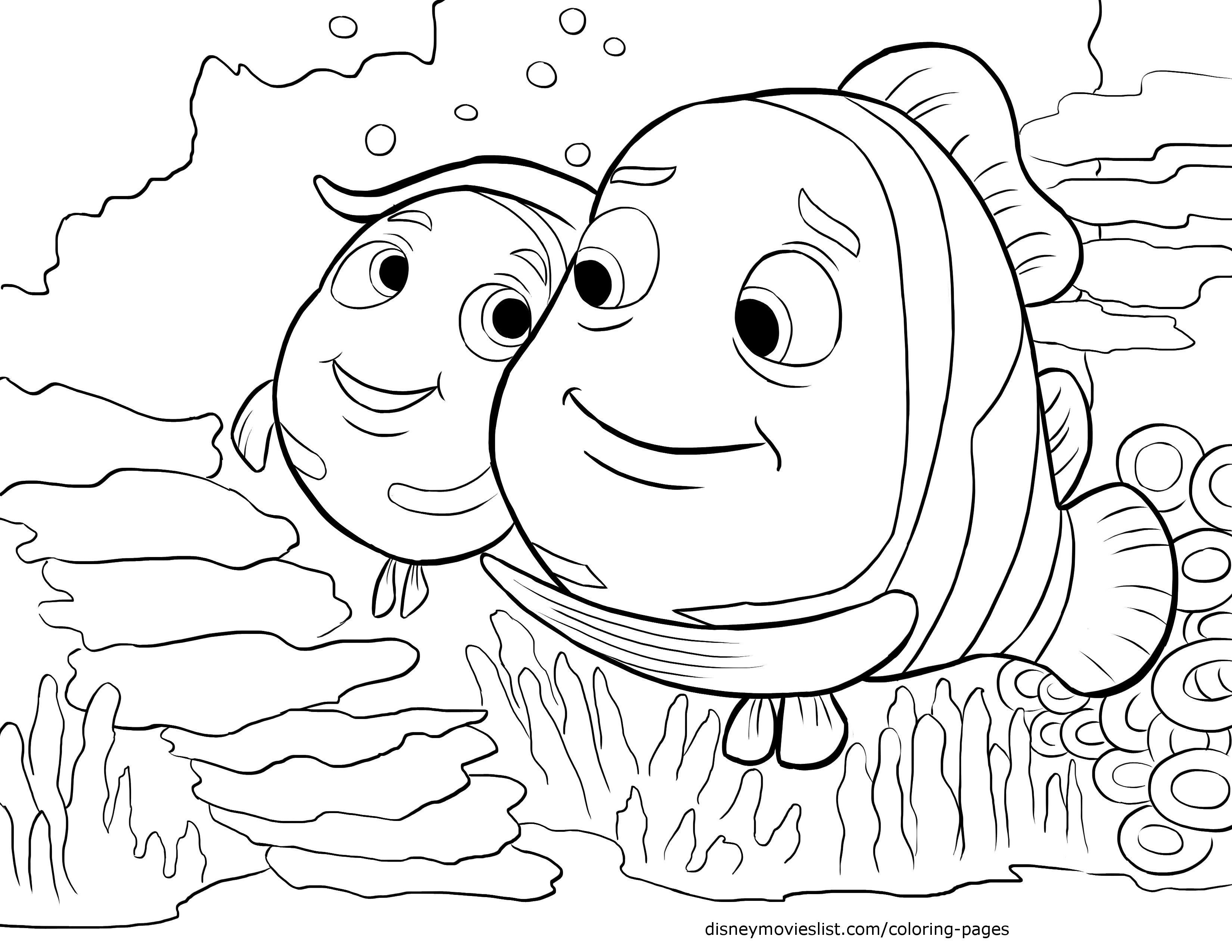 Findet Nemo Ausmalbilder Genial Lovely Finding Dory Coloring Pages Image Inspirierend Findet Nemo Stock