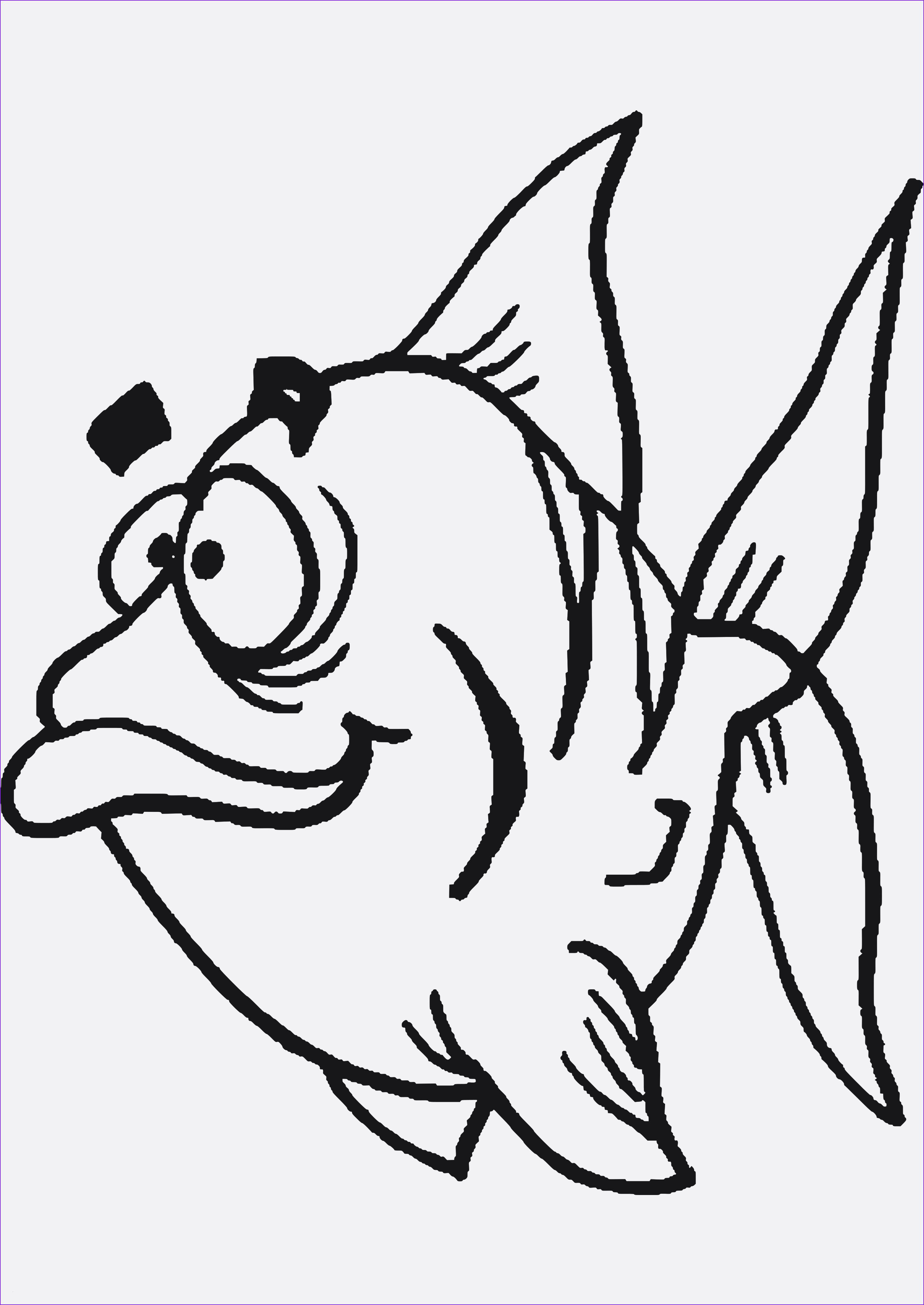 Fische Zum Ausmalen Und Ausdrucken Einzigartig Unterwassertiere Ausmalbilder Schön 53 Ausmalbilder Tiere Fische Neu Das Bild