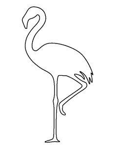 Flamingo Zum Ausmalen Einzigartig Bildergebnis Für Flamingo Vorlage Malvorlagen Fotos