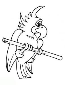 Fliegender Papagei Malvorlage Neu Malvorlage Papagei Malvorlagen Papagei Schön Malvorlage Papagei Bilder