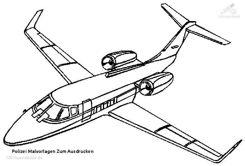 Flugzeug Bilder Zum Ausdrucken Das Beste Von Polizei Malvorlagen Zum Ausdrucken Ausmalbilder Polizei Flugzeug 98 Bilder
