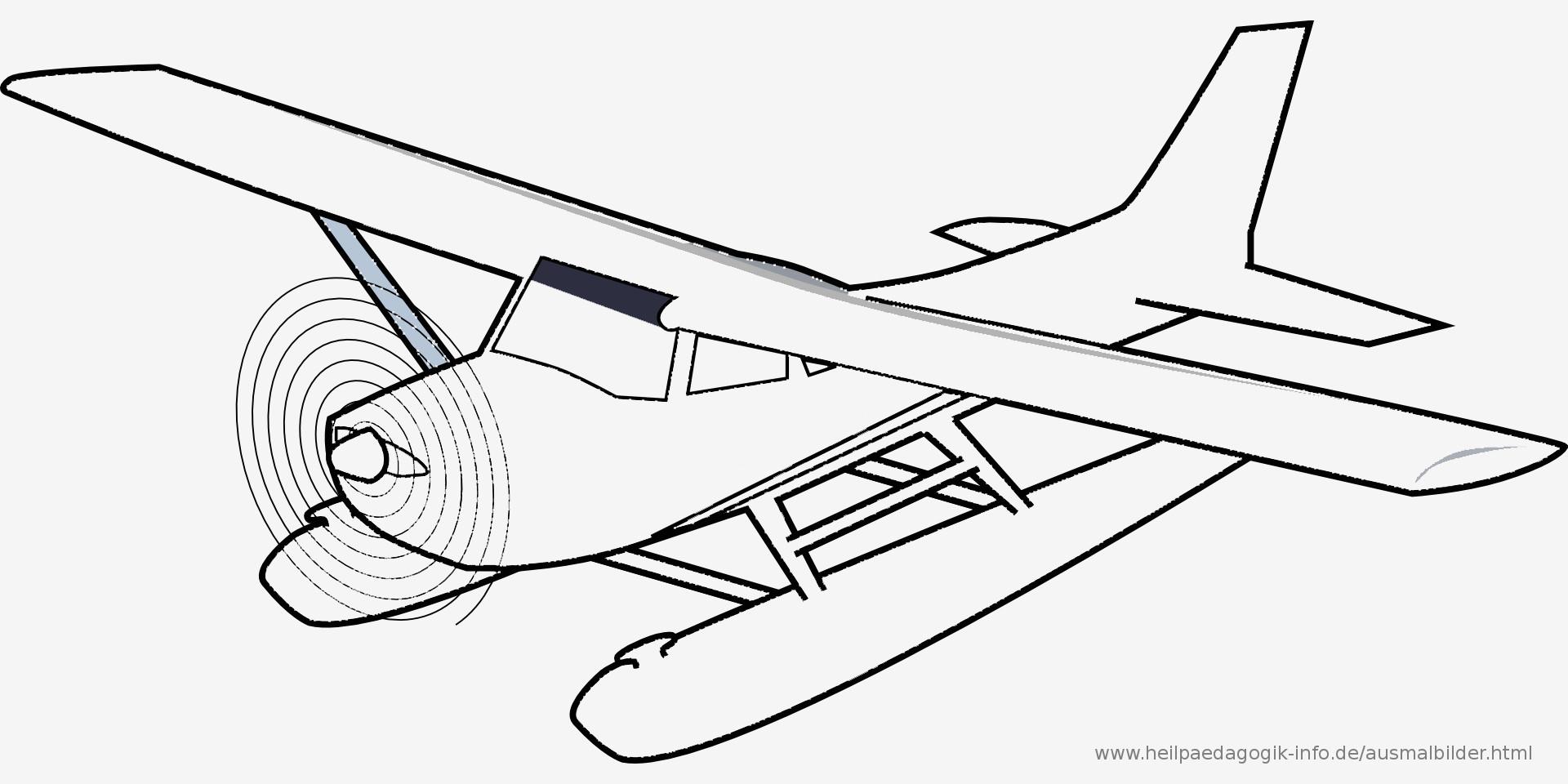 Flugzeuge Zum Ausmalen Neu Beispielbilder Färben Hubschrauber Ausmalbild Bild