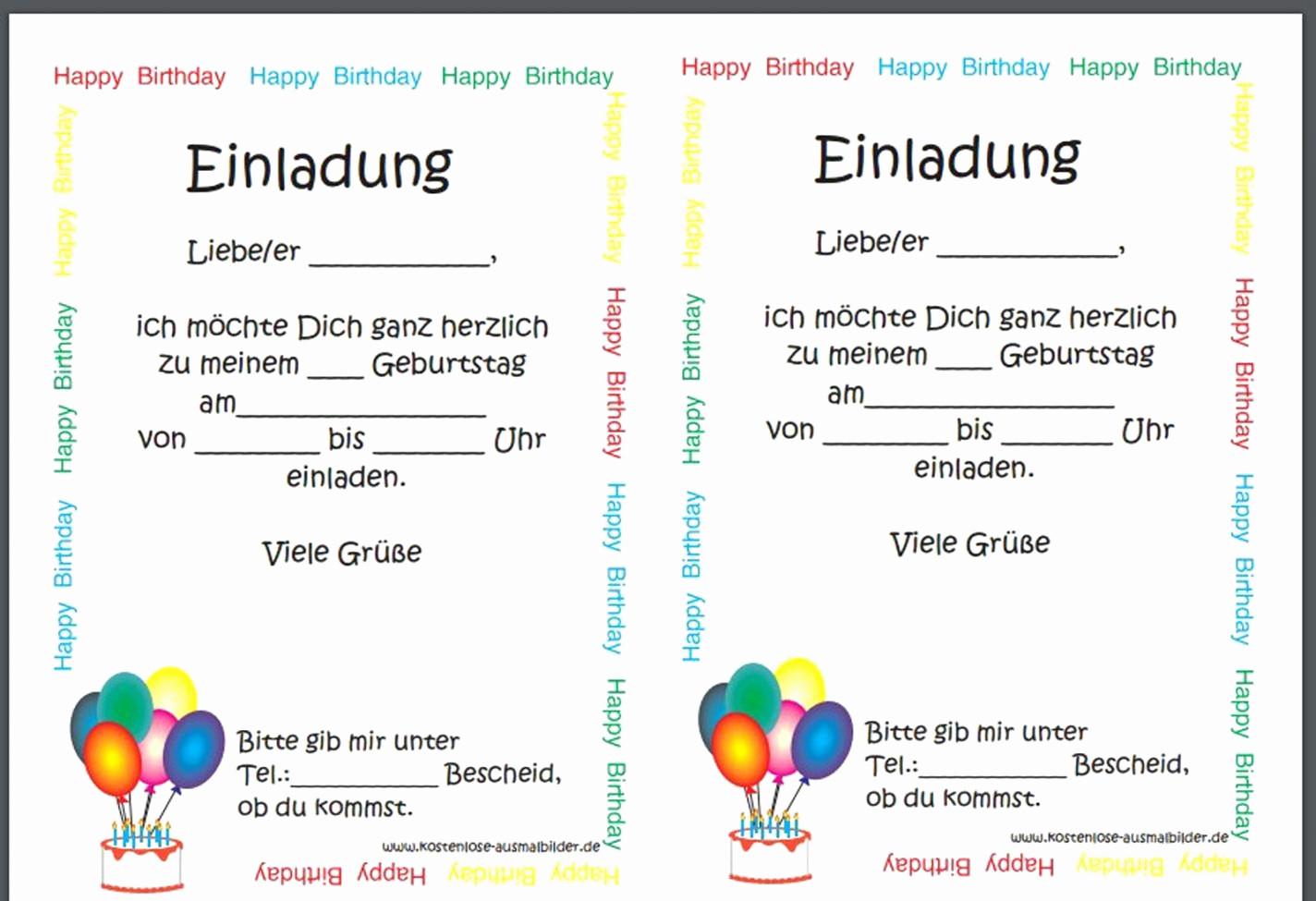 Geburtstagskarte Ausdrucken Kostenlos Inspirierend Geburtstagskarten Drucken Kostenlos Schön Grußkarten Drucken Lassen Galerie