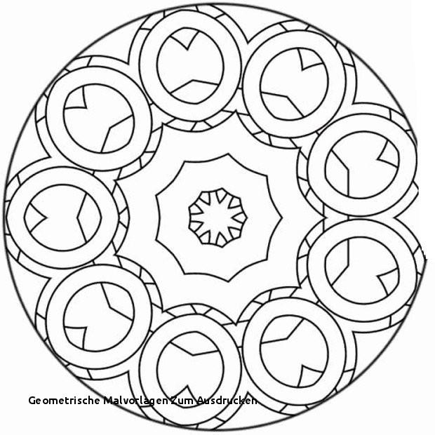 Geometrische Muster Zum Ausmalen Das Beste Von Geometrische Malvorlagen Zum Ausdrucken 40 Hübsche Mandala Vorlagen Bilder