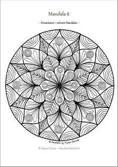 Geometrische Muster Zum Ausmalen Einzigartig 199 Besten Mandalas Zum Ausdrucken Für Kinder Erwachsene Bilder Sammlung