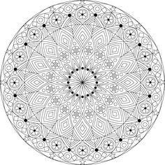 Geometrische Muster Zum Ausmalen Einzigartig 506 Besten Mandala Bilder Auf Pinterest In 2018 Bilder