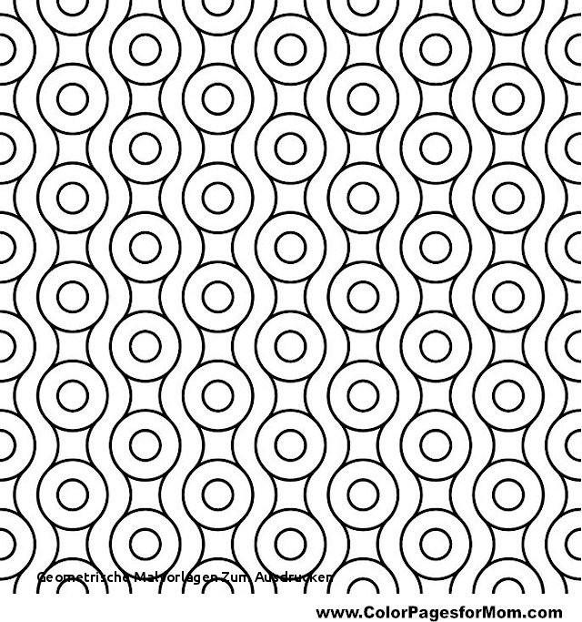 Geometrische Muster Zum Ausmalen Einzigartig Geometrische Malvorlagen Zum Ausdrucken 40 Hübsche Mandala Vorlagen Bild