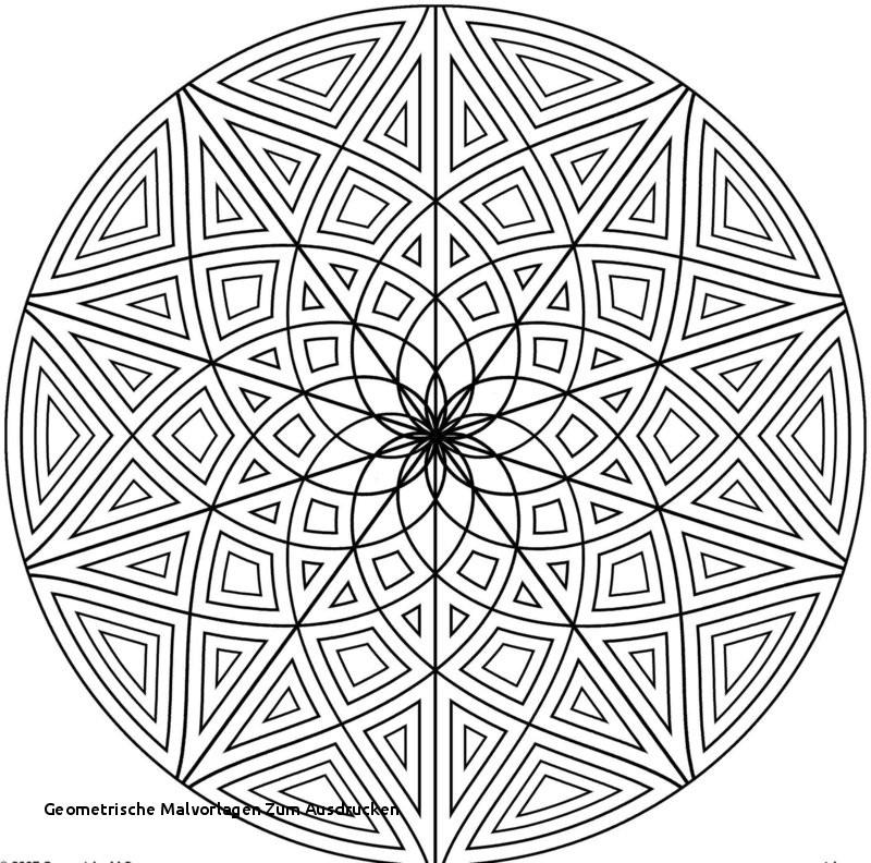 Geometrische Muster Zum Ausmalen Einzigartig Geometrische Malvorlagen Zum Ausdrucken 40 Hübsche Mandala Vorlagen Stock