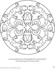 Geometrische Muster Zum Ausmalen Frisch 660 Besten Anmalen Mandalas Bilder Auf Pinterest In 2018 Das Bild