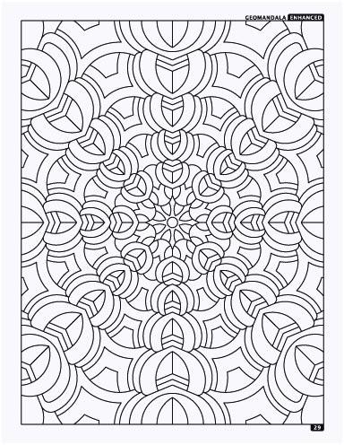 Geometrische Muster Zum Ausmalen Frisch Die Fabelhaften Ausmalbilder Muster Stock