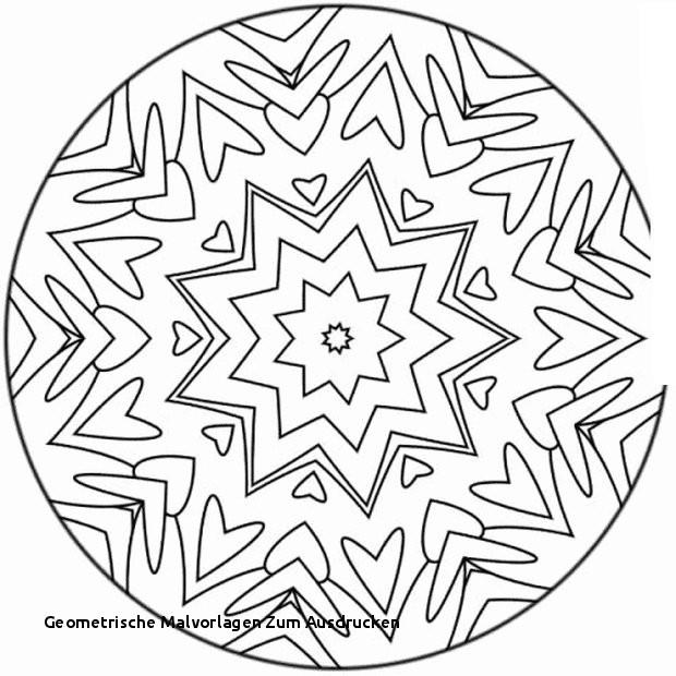 Geometrische Muster Zum Ausmalen Frisch Geometrische Malvorlagen Zum Ausdrucken 40 Hübsche Mandala Vorlagen Bild